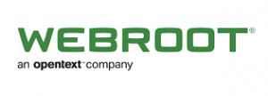 Webroot program logo