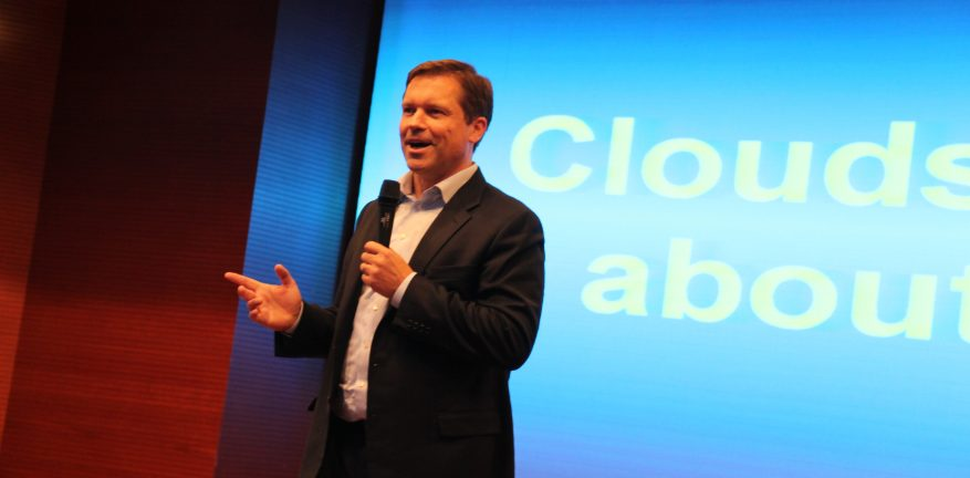 Eucalyptus CEO Marten Mickos New hybrid and private cloud platform arrives