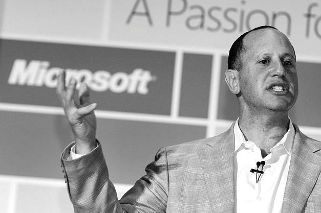 Steve Guggenheimer Microsoft39s corporate VP and chief evangelist could share more Blue details at BUILD 2013
