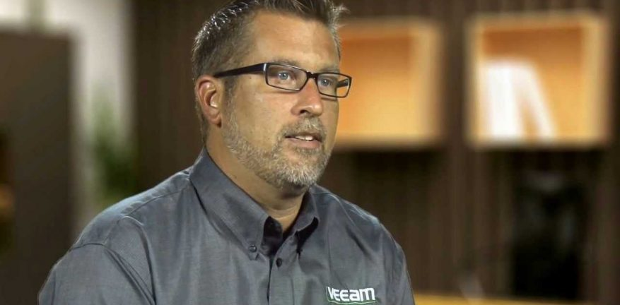 Veeam Product Strategy Vice President Doug Hazelman admits that the company does not offer physical backup but questions the hype surrounding solutions that do