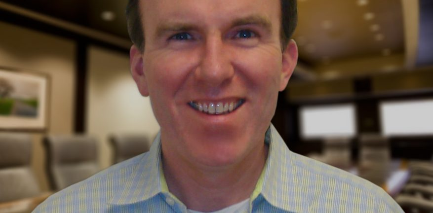 FiberLink President Christopher Clark is pushing the company deeper into mobile security
