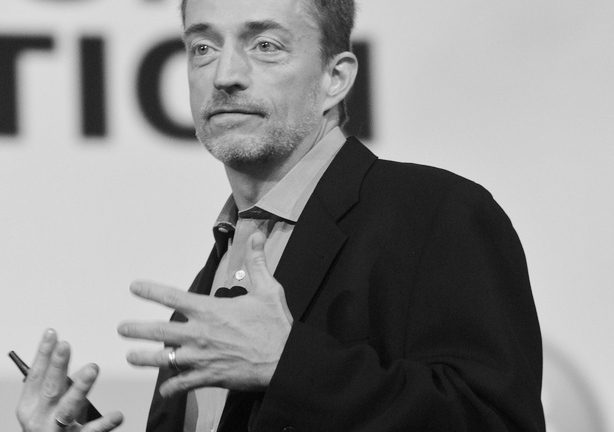 VMware chief Pat Gelsinger bullish and cautious