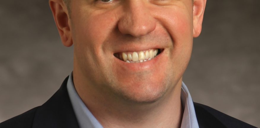 Rackspace CTO John Engates has been with the company for more than 13 years