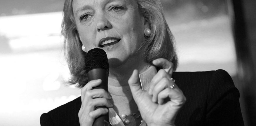 HP CEO Meg Whitman has bet the next generation data center strategy on Project Moonshot