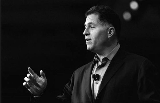 Michael Dell remains locked in buyout discussions but is still finding time to reach out to channel partners and channel media