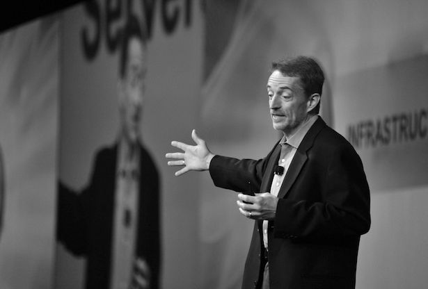 CEO Pat Gelsinger and the VMware team will continue to evangelize softwaredefined datacenters