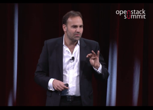 Canonical CEO Mark Shuttleworth Ubuntu is the fastest way to deploy OpenStack clouds