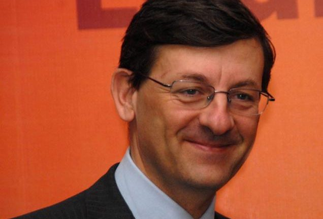 Vodafone CEO Vittorio Colao was appointed to the position back in July 2008