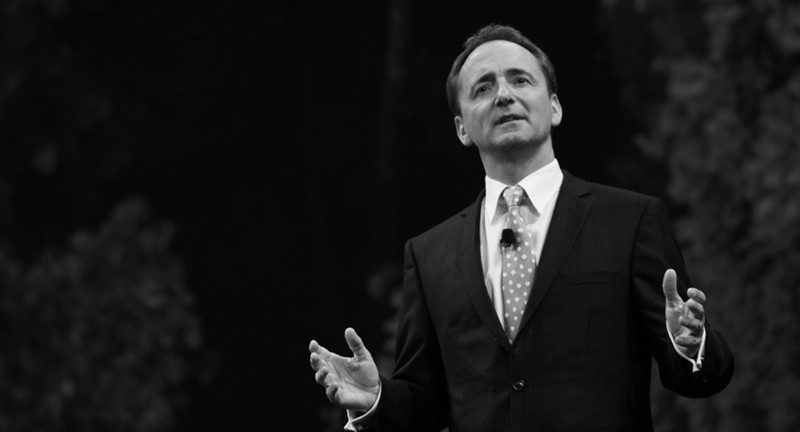 SAP coCEO Jim Hagemann Snabe offered insights on how enterprises are capitalizing on technology innovation in cloud mobile and inmemory computing as well as SAP HANA