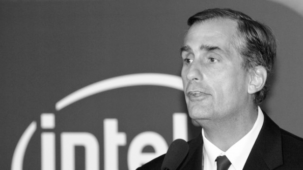 Intel chief Krzanich points the chip maker at mobile technology