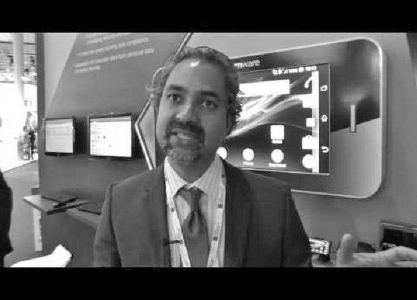 VMware39s Srinivas Krishnamurti talks up the vendor39s BYODenabling Horizon Mobile solution