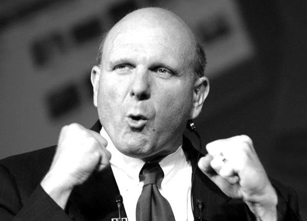 If Apple stumbles with iOS 7 Steve Ballmer will have more than a puncher39s chance to get Windows 8 Blue in front of more consumers and businesses