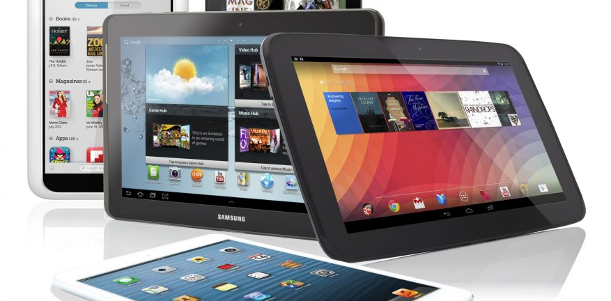Tablet shipments continue to rise as PC shipments continue to decline