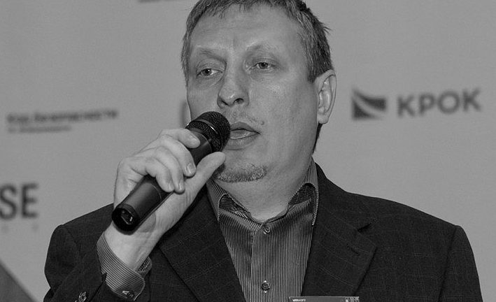 Ratmir Timashev Veeam president and chief executive
