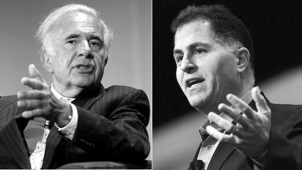 Carl Icahn and Michael Dell Shareholder judgment day approaches on July 18 2013