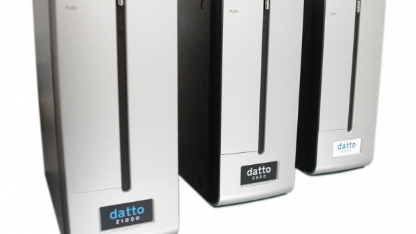 PurposeBuilt Backup Appliances are showing strength in the market