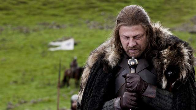 In spite of his previous success and his high level of integrity Ned Stark was unable to adapt to his new career role