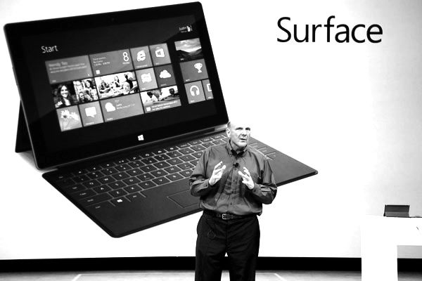 Steve Ballmer can use BUILD and WPC13 to get Windows 81 and Surface tablets in better position for partners and customers