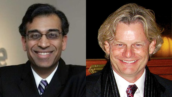 New Kaseya CEO Yogesh Gupta and Exiting CEO Gerald Blackie look back  and ahead  as the company shifts to new ownership