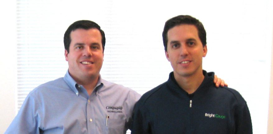 BrightGauge CEO Eric Dosal and President Brian Dosal are lending their years of MSP experience to the consulting effort
