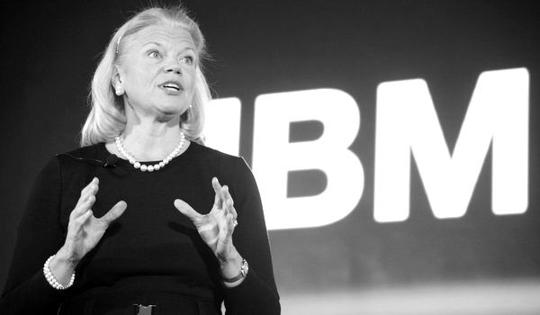 IBM CEO Ginny Rometty has cut headcount amid falling revenue Will she sell the x86 server business next