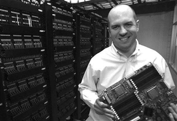 Rackspace CTO John Engates
