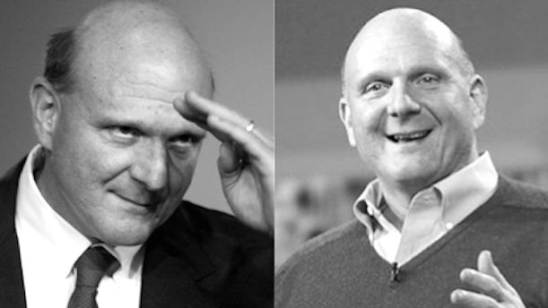 Can the Bad Steve Ballmer Surface depend on the Good Steve Ballmer SQL Server Lync Cloud to pull Microsoft out of its funk