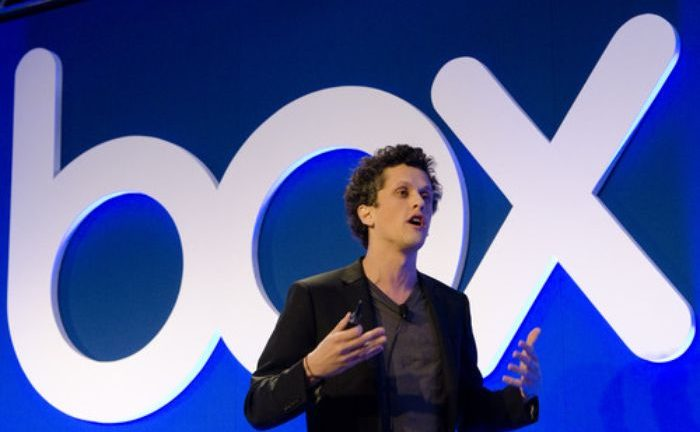 Box cofounder and CEO Aaron Levie says today39s economy is driven by information and collaboration