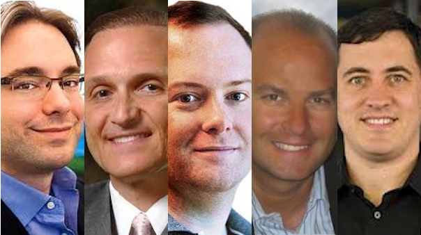 Inc 5000 members Axcient CEO Justin Moore ConnectWise CEO Arnie Bellini Datto CEO Austin McChord Intermedia CEO Michael Gold and LabTech CEO Matt Nachtrab