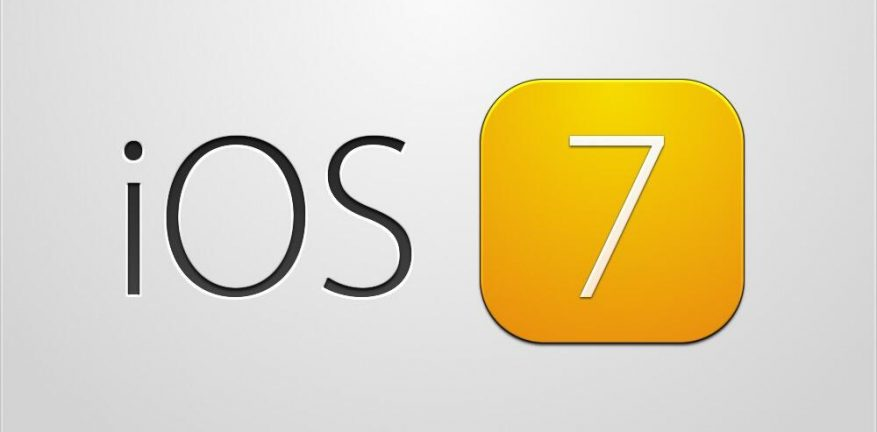 Apple39s iOS 7 a mobile operating system overhaul for iPhone and iPad arrives in September