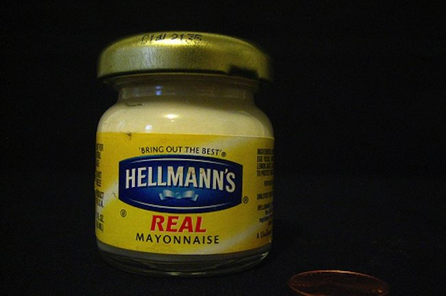 This jar of mayo sold for 51