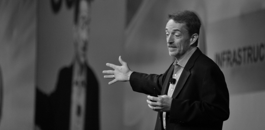 VMware CEO Pat Gelsinger says the four pillars of SDDC include compute to all apps transform storage by aligning it with app demand virtualize the network speed and give way to automation through management tools