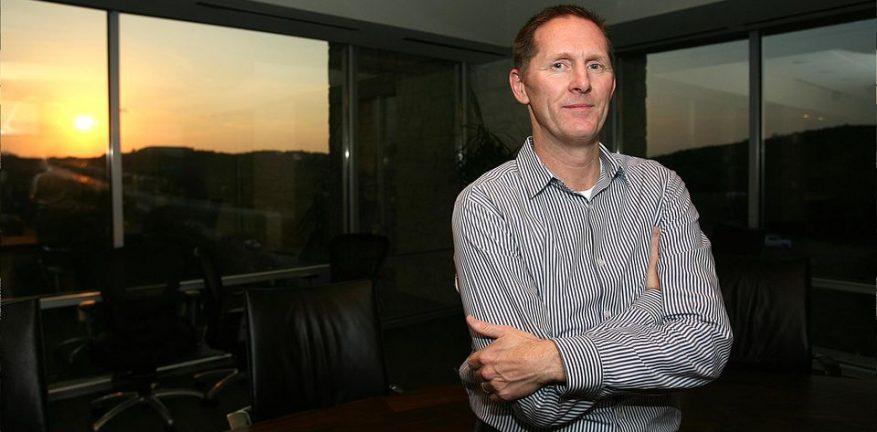 SolarWinds CEO Kevin B Thompson