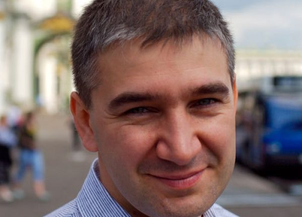 Acronis CEO Serguei Beloussov also cofounded the company back in 2001