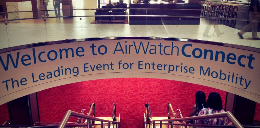AirWatch promised  some big announcements this week at AirWatch Connect 2013 in Atlanta Ga
