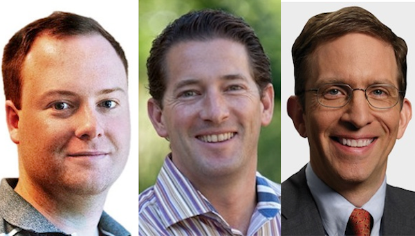 CEO Austin McChord remains majority owner as investors Steve Herrod and Paul Sagan join the company39s board