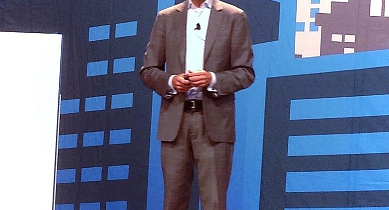 AirWatch CEO John Marshall says the company will do a better job with compliance information adding that sales teams should be able to know if they have the latest pricebook