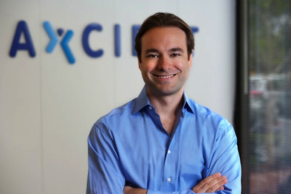 Axcient CEO Justin Moore