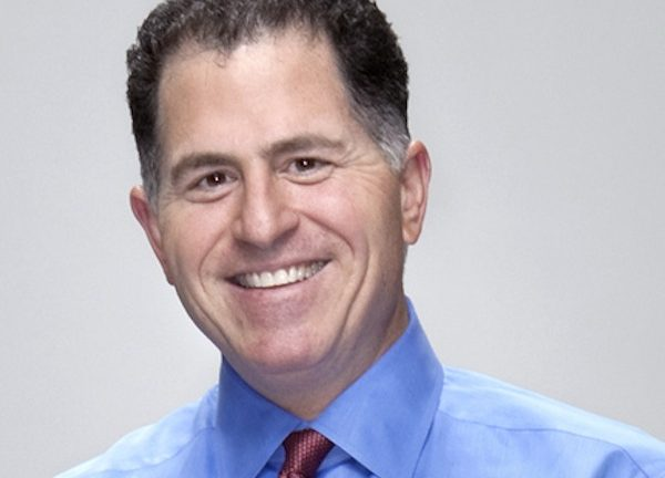 Michael Dell CEO of Dell which has grown its software division by acquisition to be one of the largest software companies in the world with a 12 billion business selling into 90 percent of Fortune 1000 companies and supported by 6000 dedicated software employees worldwide