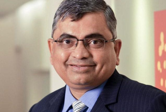 Mindtree CEO Krishnakumar Natarajan