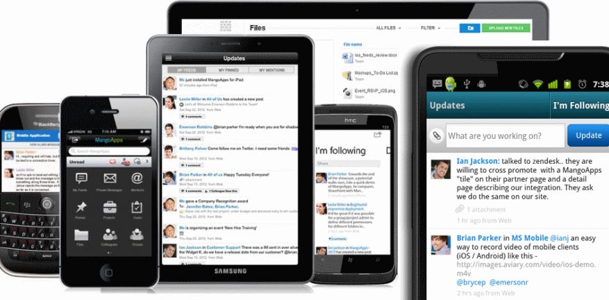 Gartner says collaboration applications will be equally available on tablets desktops smartphones and browsers by 2016 reinventing the way employees work