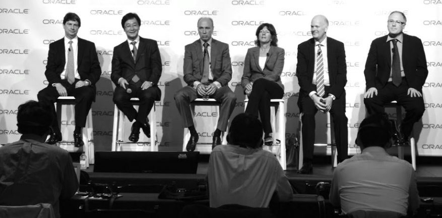 Oracle OPN Specialized partner program leaders describe cloud and Engineered Systems partner strategies at OpenWorld 2013