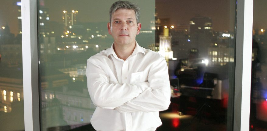 Iomart CEO Angus MacSween says the company acquired Backup Technology Limited BTL for the company39s success in BDR