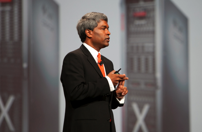 Oracle Development Executive Vice President Thomas Kurian says sales teams need to be provided with information access and insights to maximize revenue opportunities