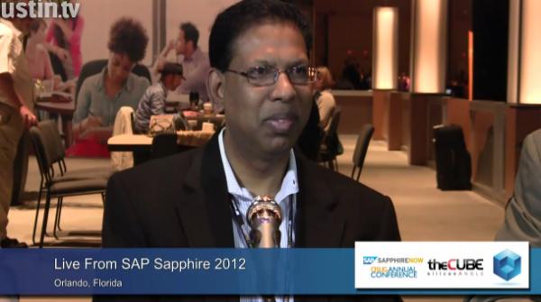 WFT Cloud CEO Ganesh Radhakrishma