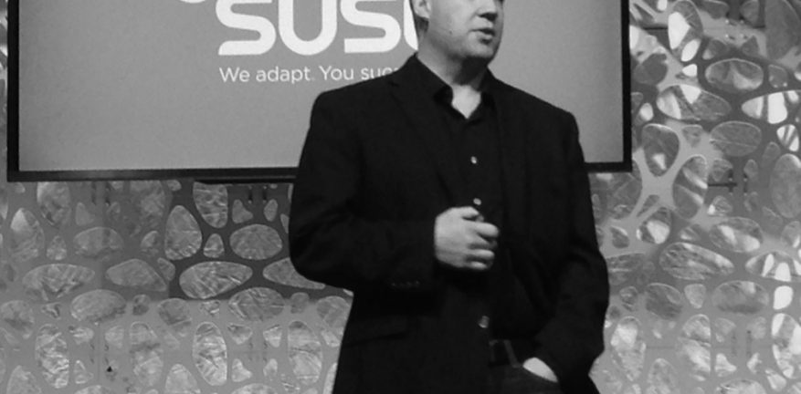SUSE Global Alliances and Marketing Vice President says SUSECon attendees noted last year that they wanted more and in response to that feedback SUSE added more to this year39s SUSECon