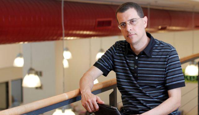 Watchdox cofounder and CEO Moti Rafalin
