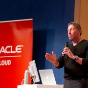 Oracle CEO Larry Ellison says Q2 2014 cloud bookings rose 35 percent