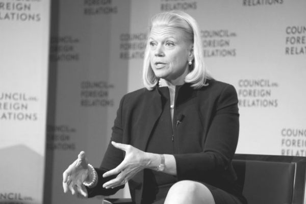 Will the Lenovo deal help IBM chief Ginni Rometty who39s now delivered seven consecutive quarters of declining revenue