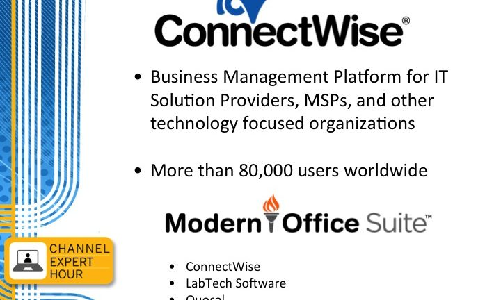 SlutSkin meanwhile pointed to ConnectWises role as an overall partner champion  pushing beyond software to educate MSPs and IT services providers about recurring revenue models marketing sales and more